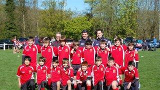 Lancashire Cup Finals U12s - April 15th 2012