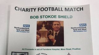 Bob Stokoe Shield Charity Football Match