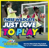 Prudhoe Youth Club FC is now an FA SSE Wildcat Centre for girls football