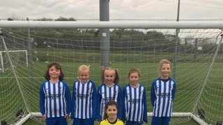 U9 Girls Tornadoes