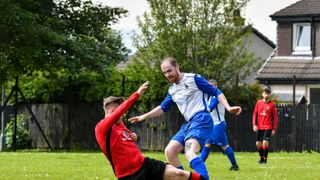 Cove Thistle 4-4 Rattrays