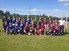 Redmarley FC 2012/2013