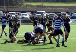 Worcester RFC U15's through to North Mids Cup Final
