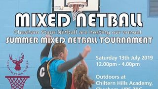 Mixed Netball Tournament