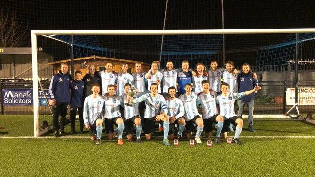 2019 Smiths League Cup Final