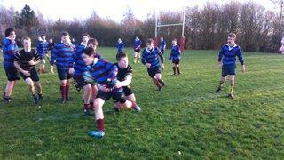 U15 vs. Marlow RFC