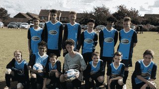 U14s Sky 2015/16 Season