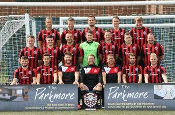2017-18 Squad