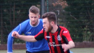 Early 3 goals cost The Saints at Bedale
