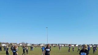Barracudas U13's First Match