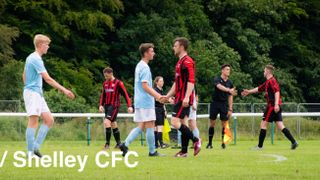 190713 | Shelley 0 - 1 Accrington Stanley