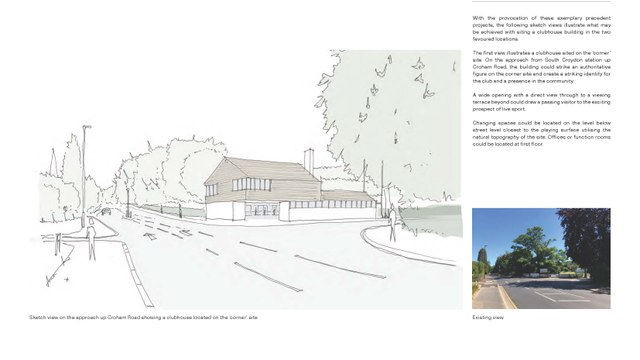 Clubhouse Proposals