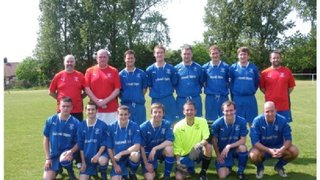 Northern Alliance Division One champions 2009-10