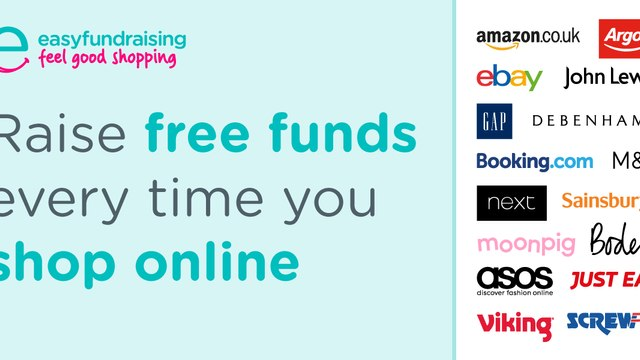 Raise free funds for RVCC when shopping online