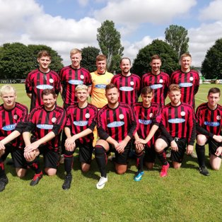 Colony Park Juniors -v- Buchanhaven Hearts