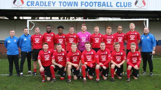 Cradley Town 7 - 3 Black Country Rangers