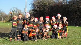 Christmas Training 2012