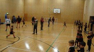 Indoor Training - U7 & U8