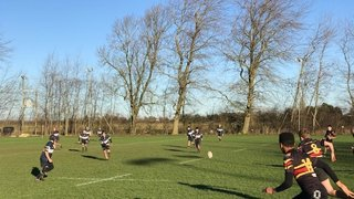 West Bridgford v Newark