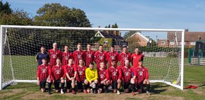 Old Windsor lose 2-1 to Slough Heating Reserves in the Fielden Cup