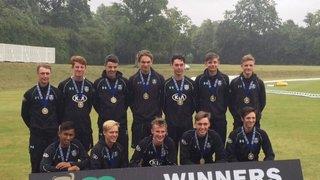 Surrey U-17s are 2016 County Champions!