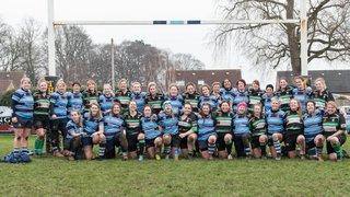 Ripon Bluebelles v York 14th Jan 2018