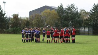 Mackie S2 v Gordonstoun S2 ,10th Sept , @ Redcloak .
