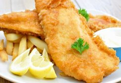Join us for the club fish and chip night - updated