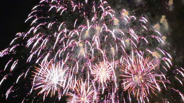 Fireworks Display Regrettably Cancelled