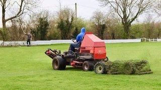 Pre season 2019 ground work