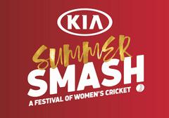 Ladies enter KIA Summer Smash