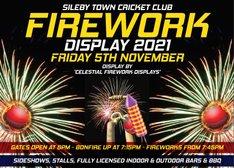 2021 Fireworks Display