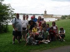 Rutland water sponsored walk on 4th july.