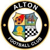 Next up......Alton Town AWAY