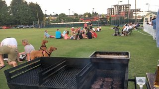 BBQ and Band Night