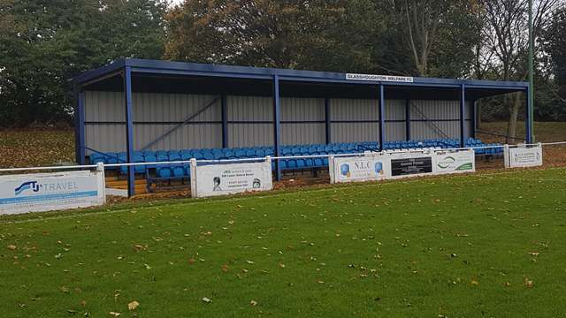 GLASSHOUGHTON WELFARE V SELBY TOWN - MATCH REPORT