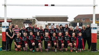 Hartlepool Rovers Ladies v Halifax 24-23