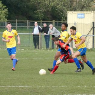 Fleet Spurs 0 Bedfont & Feltham 0 (Combined Counties League Division 1)