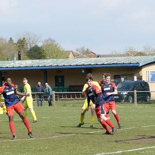 Fleet Spurs 2 Sandhurst Town 2 (Combined Counties League Division 1)
