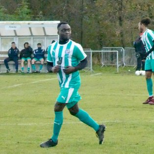 An Olweny Brace Made it Four Wins in Five for Fleet Spurs