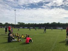 Success of Dynamo's 2019 Junior Football Tournament