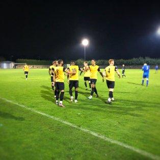 Loughborough Dynamo 1-0 Spalding United