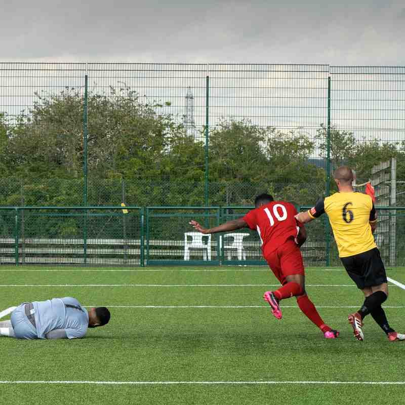Quorn vs Loughborough Dynamo
