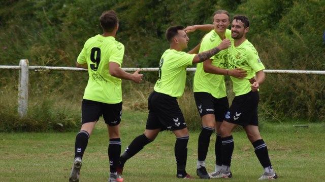 Wolviston FC get off to a winning start