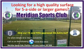 3G Astro-Turf Hire