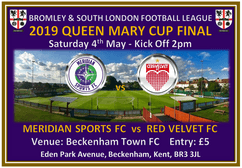 Meridian Sports FC - 2019 Queen Mary Cup Final