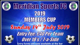 2019 Members Cup