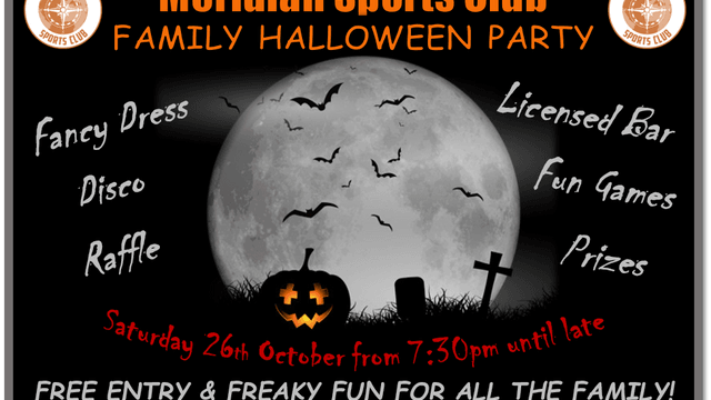 2019 Free Family Halloween Party