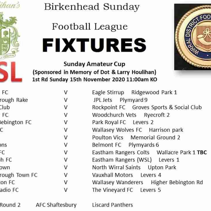 Sunday Amateur Cup