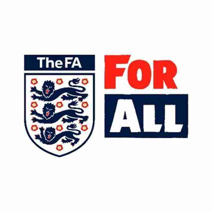 The FA Non Elite Football Statement